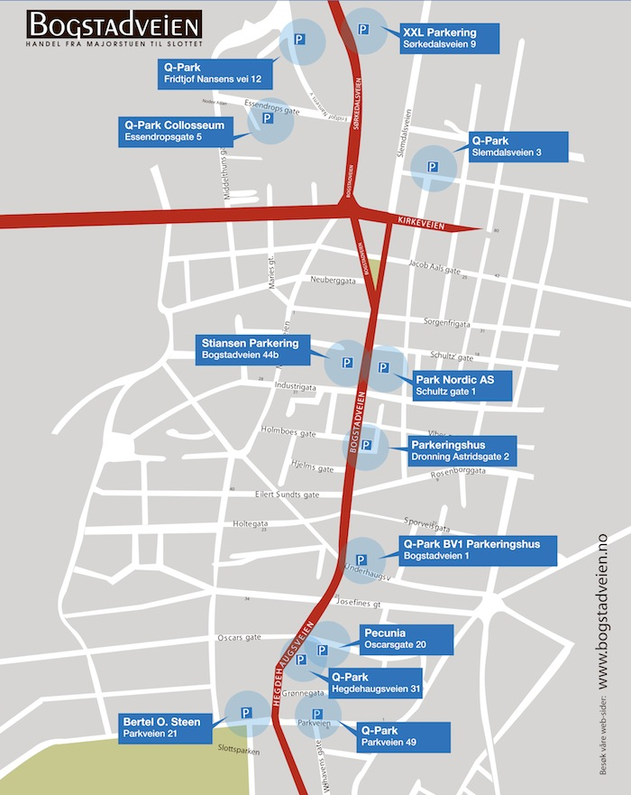 kart bogstadveien Ta turen til Hegdehaugsveien og Bogstadveien!   Bogstadveien kart bogstadveien