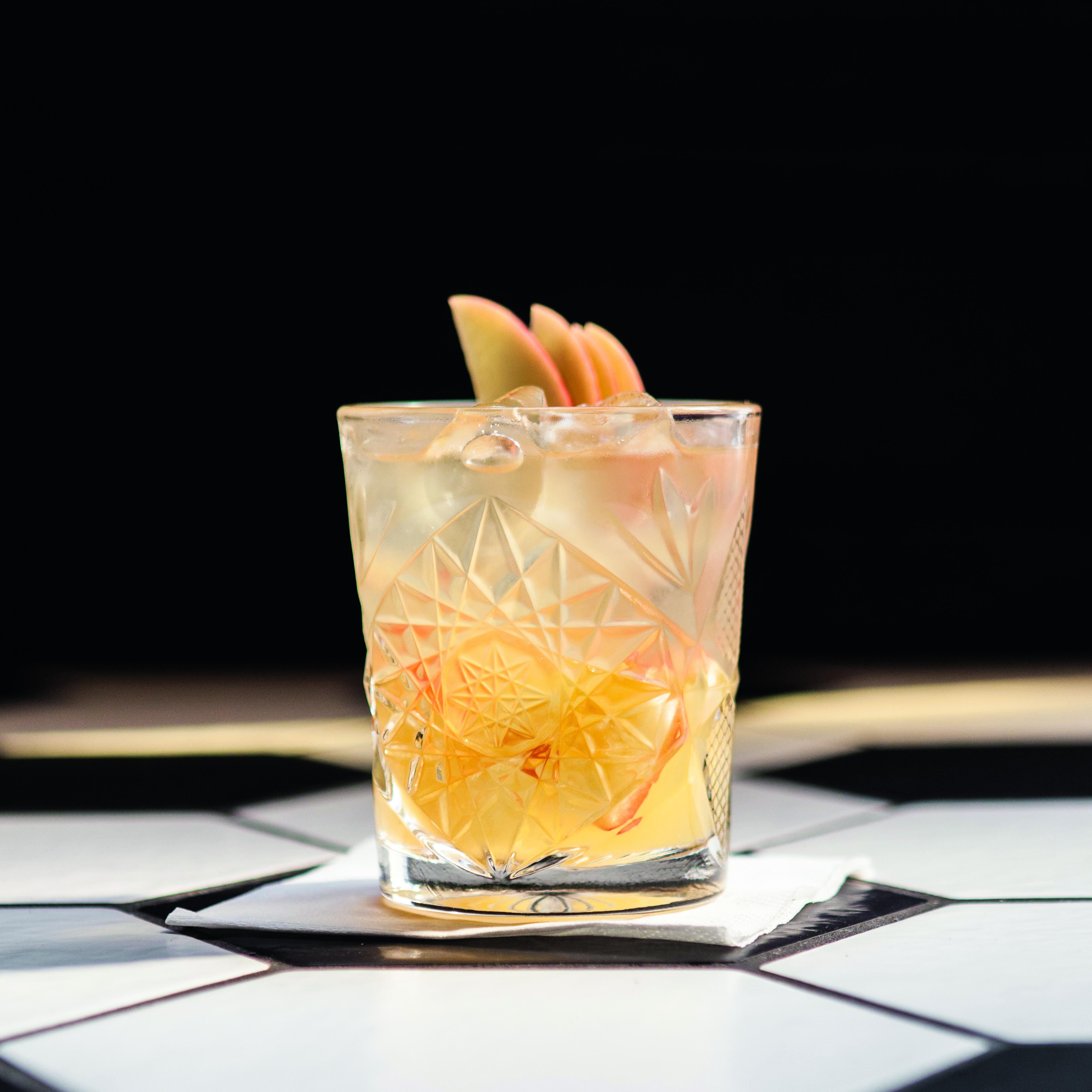 whisky sour eggehvite