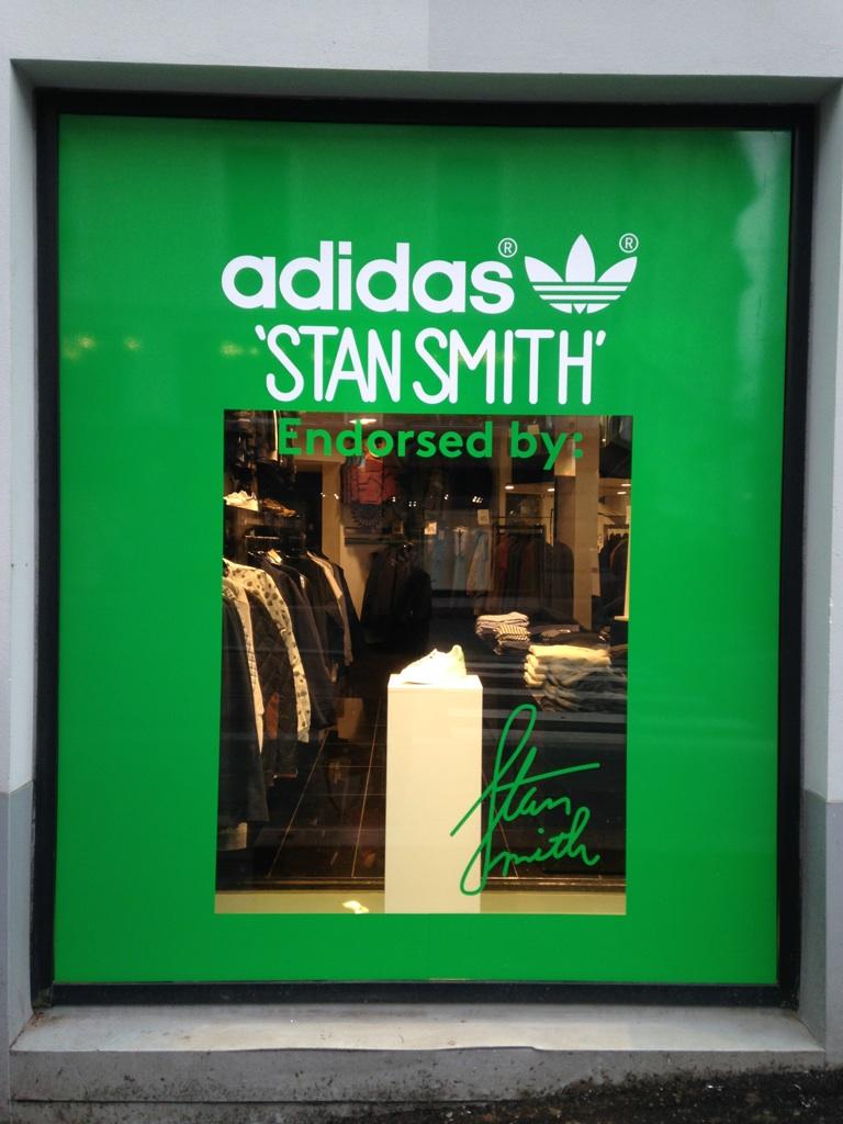 Adidas Stan Smith Bogstadveien