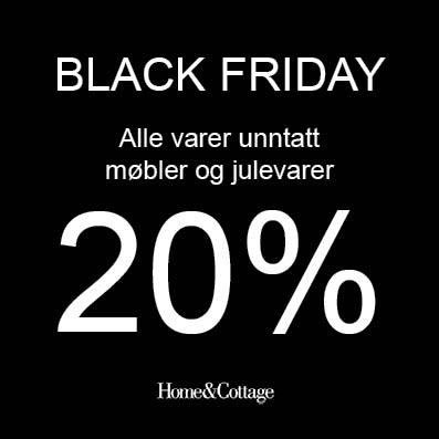 Home & Cottage_Black Friday 2