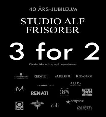 Studio Alf_3 for 2 poster