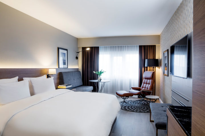 Alle 676 hotellrom hos Radisson Blu Plaza Hotel i Oslo er ferdigrenovert...