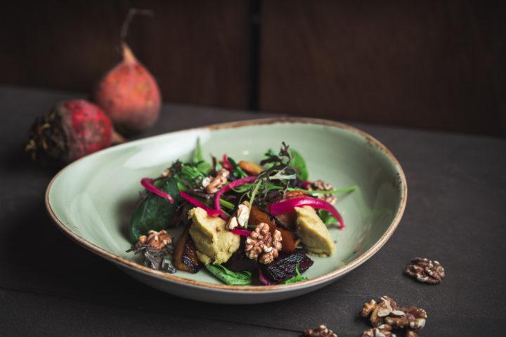 Målet er å skape en matopplevelse inspirert av matlagingen fra de nordiske landene, av den nordiske naturen og det nordiske designet.
