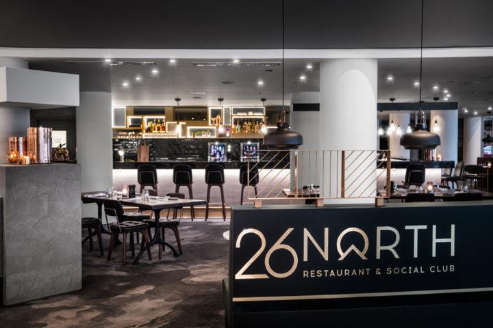 Nå har endelig 26 North Restaurant & Social Club åpnet i Oslo. Suksesskonseptet er prisbelønt for sin mat, service og gjesteopplevelser.