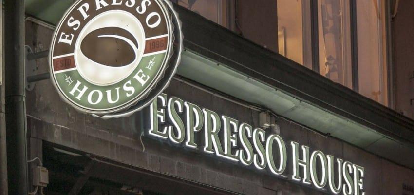 espresso house valkyriegata