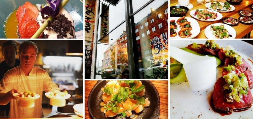 Asian Box Streetfood Crossover