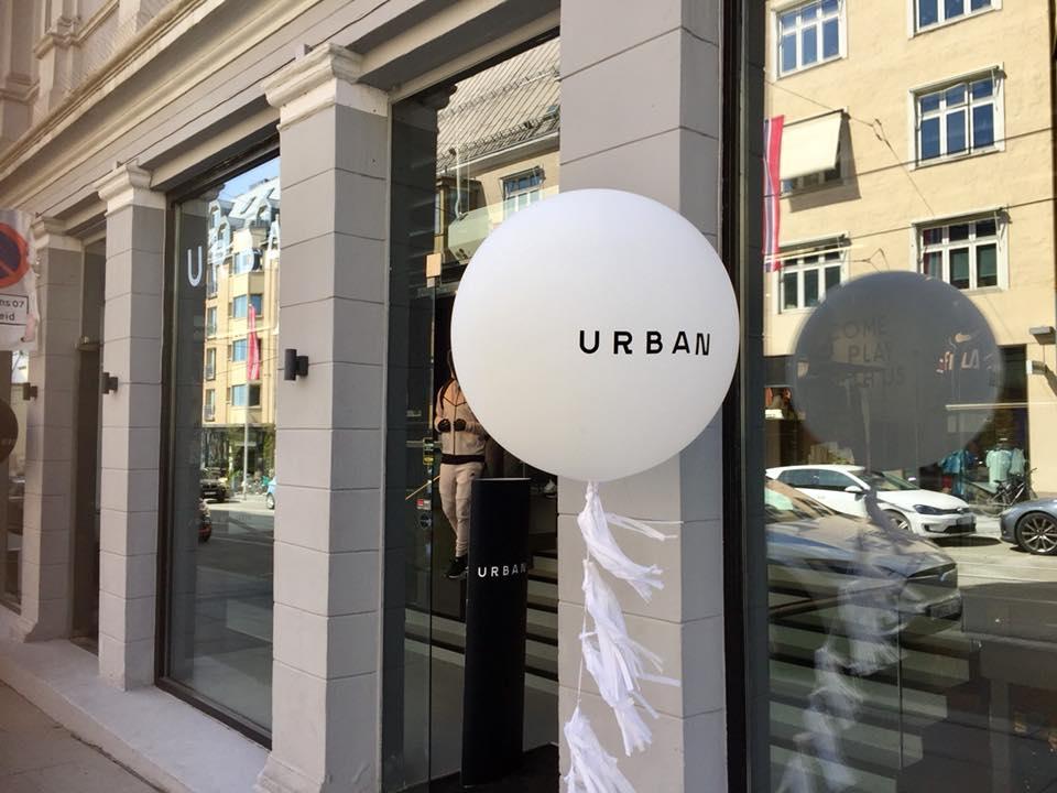 d9b40630 Urban har åpnet splitter ny butikk