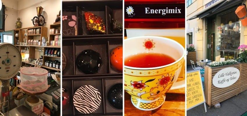 Lille valkyrien Kaffe og Te