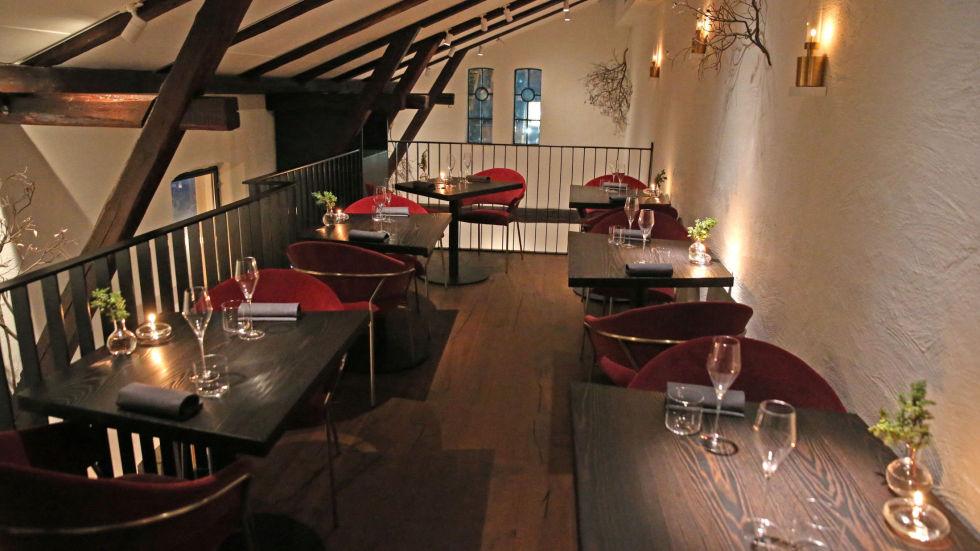 Restaurant Stallen
